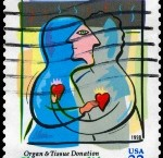 Organ Donation Stamp