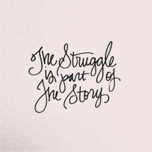 struggle-part-of-story
