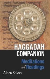 Haggadah Companion Front Cover
