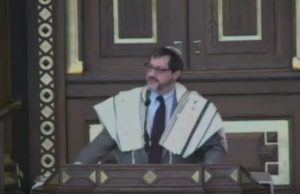 Alden Reading Rodef Shalom Prayer of Memory Capture